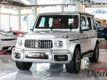 Mercedes Benz G63 AMG | 2021 GCC – Brand New – Under Warranty
