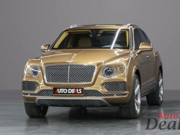 Bentley Bentayga Signature Edition