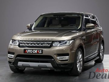 Range Rover Sport Supercharged HSE | Under Warranty