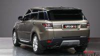 Range Rover Sport Supercharged HSE   Under Warranty