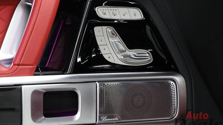 Mercedes Benz G 63 AMG | GCC Under Warranty