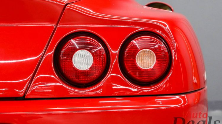 2002 Ferrari 550 Maranello | GCC – Low Mileage
