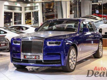 Rolls Royce Phantom | GCC – Warranty & Service Contract Till 2023 | Ultra Low Mileage