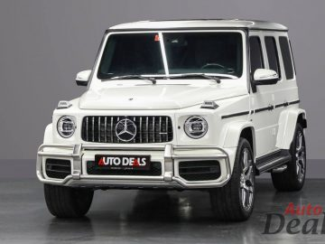 Mercedes Benz G 63 AMG | 2021 GCC | Under Warranty – Ultra Low mileage