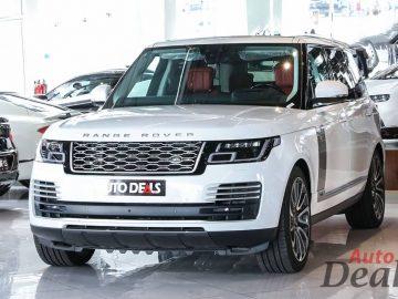 Range Rover Vogue Autobiography P400 LWB | 2021 – Brand New