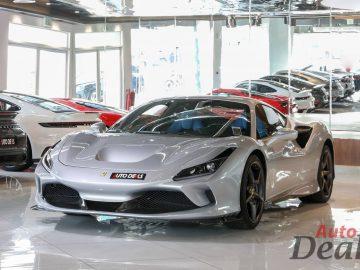 Ferrari F8 Tributo | Brand New GCC | Under Warranty