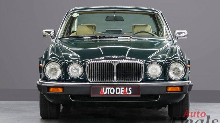 1992 Jaguar Daimler Double Six | GCC – Low Mileage