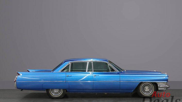 Cadillac De Ville 1964 Model | Low Mileage