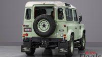 Land Rover Defender Heritage HUE 166 | GCC – Ultra Low Mileage