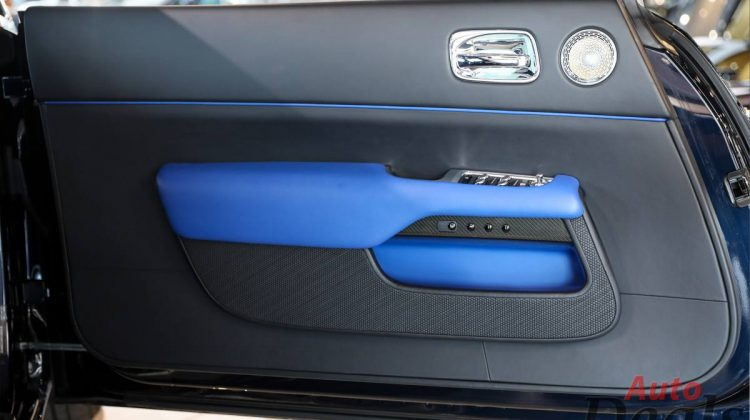 Rolls Royce Wraith Bespoke One Of One | GCC Under Warranty