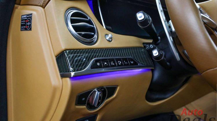 Mercedes Benz Brabus 850 | S63 AMG 4Matic LWB