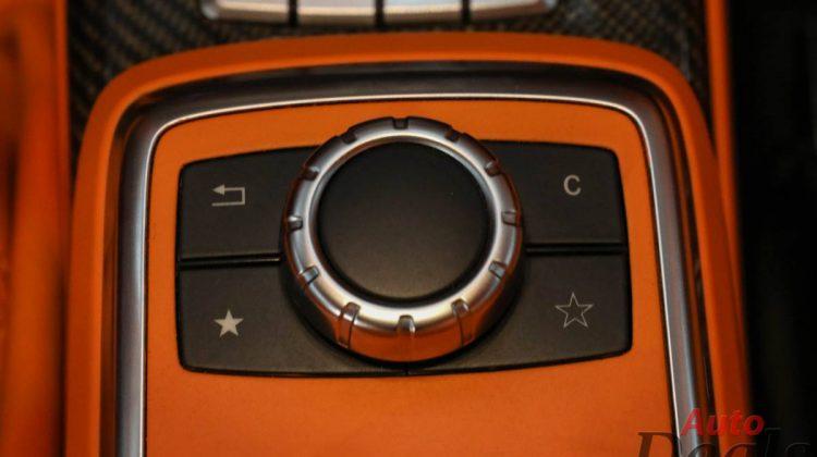 Mercedes-Benz G 500 4X4² Brabus