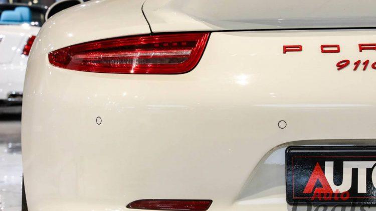 Porsche 911 Carrera S | GCC – Under Warranty