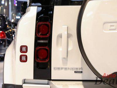Land Rover Defender 110 SE P400 | 2021 Model – Brand New | GCC – Under Warranty & Service Contract