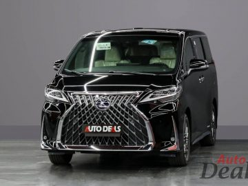 Lexus LM 300H | 2021 – Brand New | Hybrid