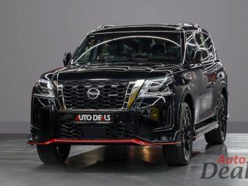 Nissan Patrol Nismo 2021 | GCC – Brand New | Warranty Till 2026