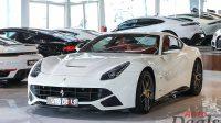 Ferrari F12 Berlinetta   GCC – With Service Contract   Very Low Mileage