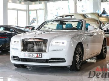 Rolls Royce Dawn | 2020 Model – GCC | Ultra Low Mileage | Warranty & Service Till 2024