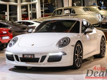 Porsche 911 Carrera S | GCC – Under Warranty