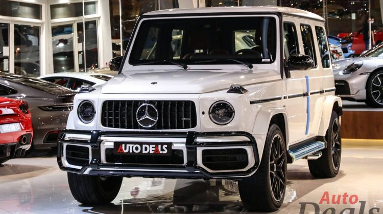 Mercedes Benz G 63 AMG Night Package | 2021 GCC – Brand New | With Warranty & Service Contract
