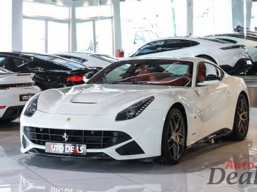 Ferrari F12 Berlinetta | GCC – With Service Contract | Very Low Mileage