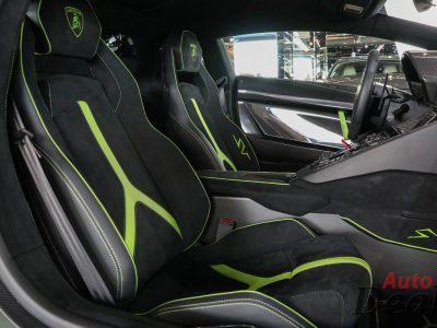 Lamborghini Aventador SV LP 750-4 Coupe | GCC – Ultra Low Mileage