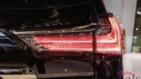 Lexus LX 570 S Black Edition   2021 – GCC – Ultra Low Mileage   With Warranty