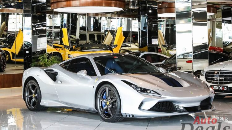Ferrari F8 Tributo | GCC – Brand New | 2020 Model Under Warranty
