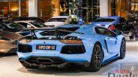 Lamborghini Aventador LP 700-4 Coupe With DMC Kit | GCC – Low Mileage