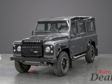 Land Rover Defender 110 Diesel | Brand New (Manual Transmission)