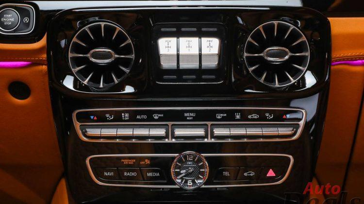 Mercedes Benz Brabus G700 Widestar