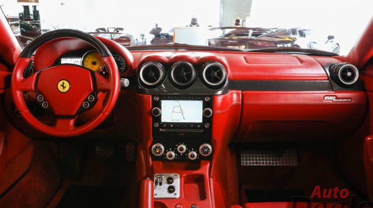 Ferrari 612 Scaglietti   GCC – Low Mileage
