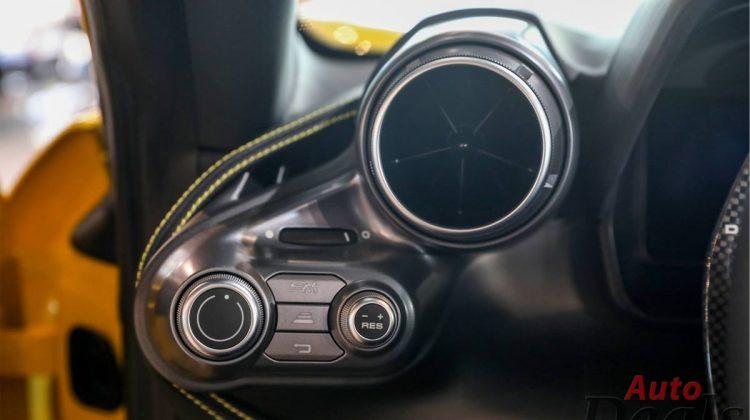 Ferrari F8 Spider   GCC – 2020 – Ultra Low Mileage   With Warranty & Service Contract
