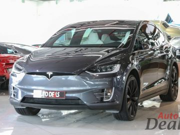 Tesla Model X 75D | GCC – Low Mileage | Under Warranty