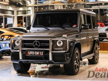 Mercedes Benz G 63 AMG 35th Edition | GCC – With Full Service History