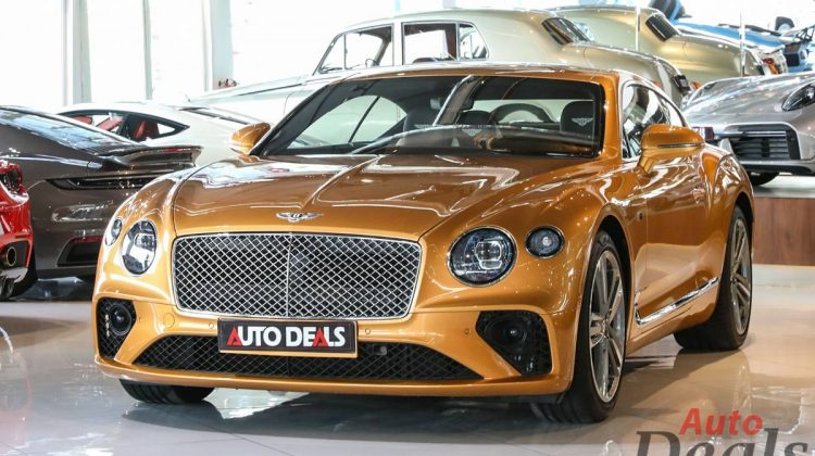 Bentley Continental GT W12 First Edition | Very Low Mileage