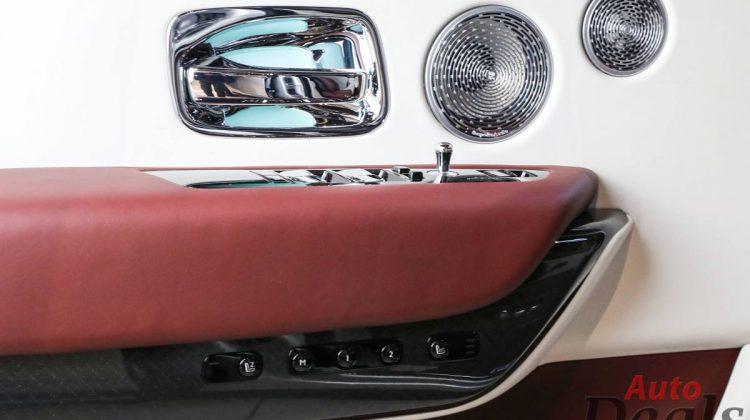 Rolls Royce Cullinan Black Badge   2021 – GCC – With Warranty & Service Contract