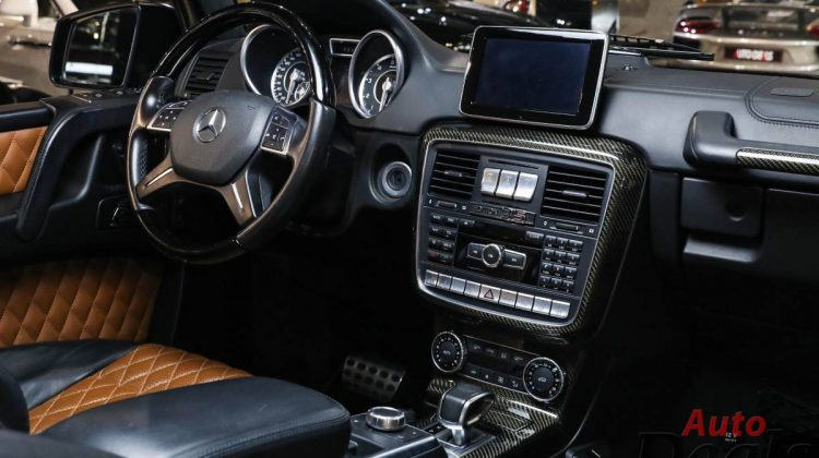 Mercedes Benz G 63 AMG 35th Edition   GCC – With Full Service History