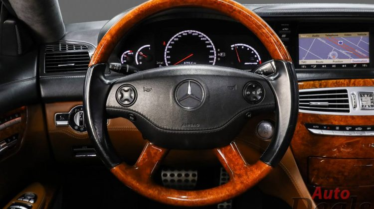 Mercedes Benz CL 65 AMG Coupe