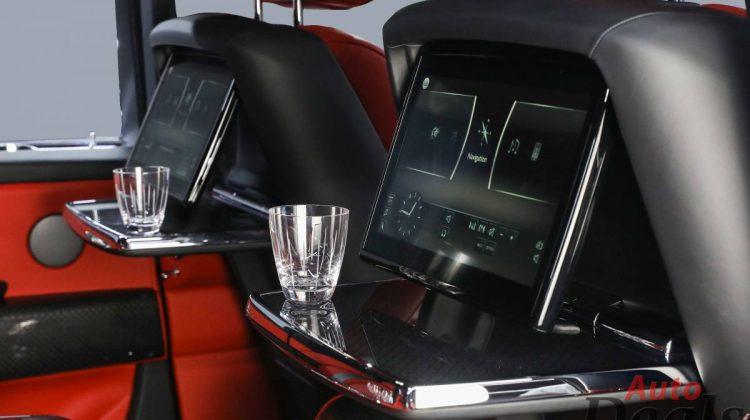Rolls Royce Cullinan Black Badge   2021 – GCC – Ultra Low Mileage   With Warranty & Service Contract