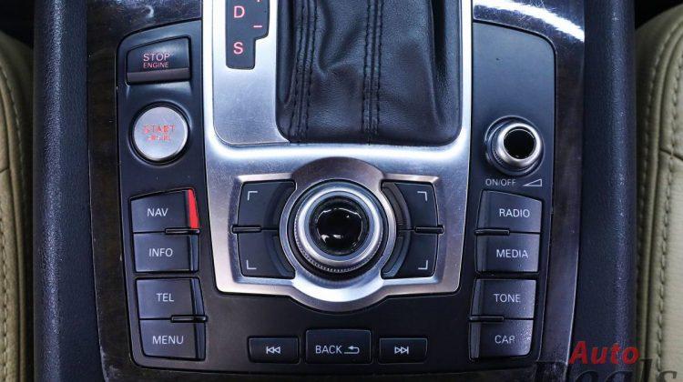 Audi Q7 S Line   GCC – With Full Service History