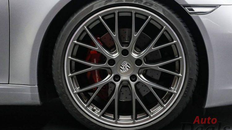 Porsche Carrera S Cabriolet | GCC – Low mileage