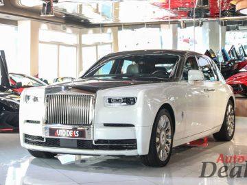 Rolls Royce Phantom | Brand New – GCC | Warranty & Service Contract Till 2025