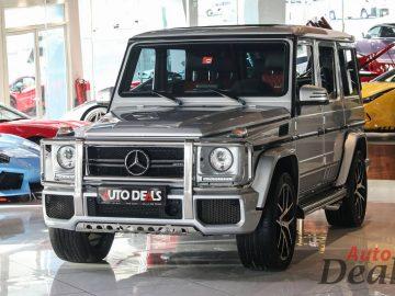 Mercedes Benz G 63 AMG | GCC – Warranty Till 2023