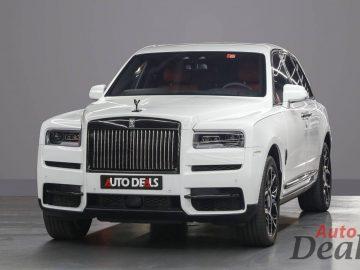 Rolls Royce Cullinan Black Badge | 2021 – GCC – Ultra Low Mileage | With Warranty & Service Contract