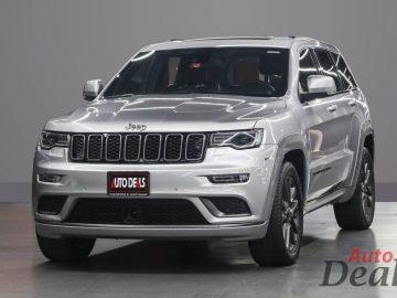 Jeep Grand Cherokee Overland 3.6L   GCC – Low Mileage   Warranty And Service Till Dec – 2024