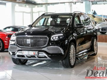 Mercedes Benz Maybach GLS 600 4Matic | 2021 – Brand New – GCC | Warranty Available