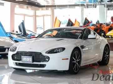 Aston Martin Vantage N420 | GCC – Low Mileage With Full Service History