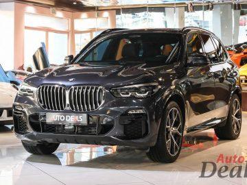 BMW X5 X-Drive 40i | 2020 – GCC – Ultra Low Mileage | Warranty Till 2025 Service Contract Till 2026