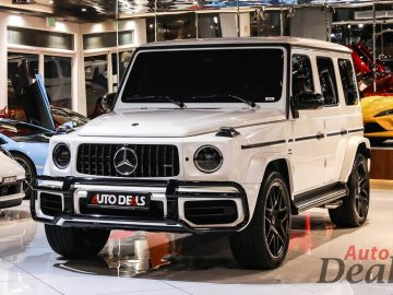 Mercedes Benz G 63 AMG Night Package | 2020 – GCC | With Warranty And Service Contract